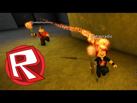 ROBLOX the MAZE RUNNER | RADIOJH GAMES & GAMER CHAD