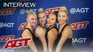 Interview: Emerald Belles Speaks On Auditioning For AGT! - America's Got Talent 2019