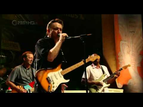 ERIC CLAPTON, ROBERT CRAY, JIMMIE VAUGHAN&ROBERT RANDOLPH - Six Strings Down