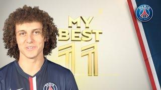 MY DREAM TEAM by David Luiz
