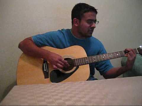 QSQT-Gazab ka hai din guitar cover