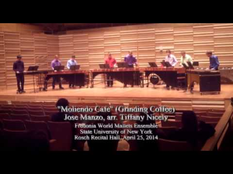 Anonymous - Moliendo Cafe