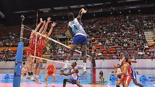Crazy and unbelievable Volleyball attacks Ever [VM]