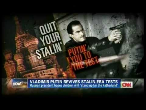 "Russia ,Putin ,Stalin -Era Test with ""Steven Seagal"" !"