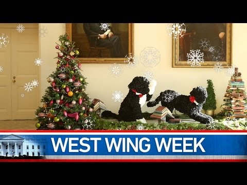 West Wing Week 12/24/13 or,