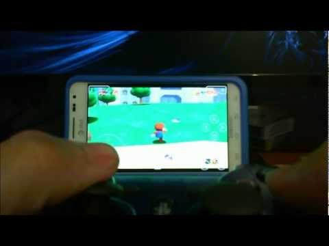 PS3 Controller for Android Emulators (Galaxy Note)