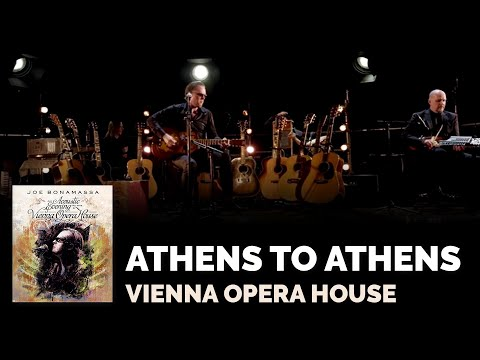 Joe Bonamassa - Athens to Athens LIVE at Vienna Opera House