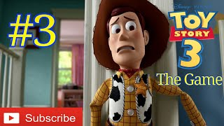 Toy Story 3   Part 3   Sheriff Woody on a secret mission