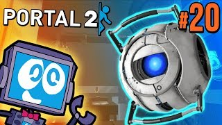 PORTAL 2 - WHEATLEY LABORATORIES! ► Fandroid the Musical Robot!