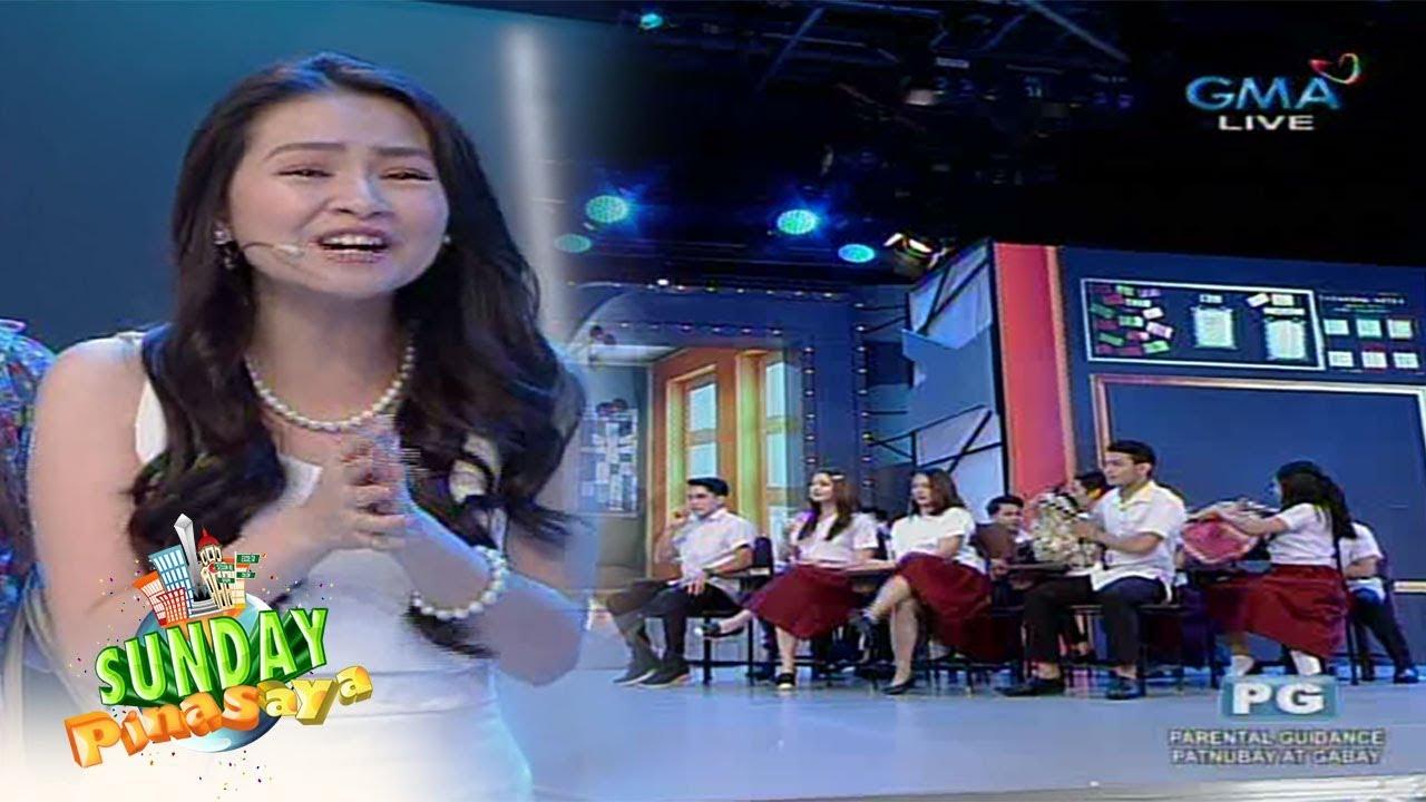 Sunday Pinasaya: Paano kaya na-inspire ni Kissy Aquino ang mga istudyante na malapit ng grumaduate?