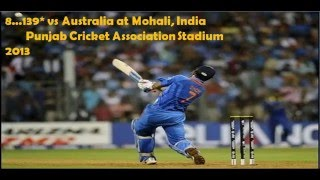 MS DHONIS Best Record In ODI