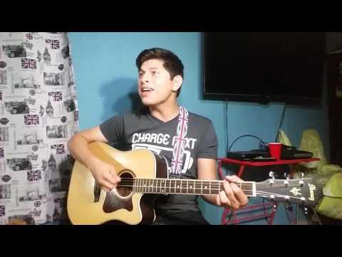 No eras para mi - Carlos Rivera (cover)
