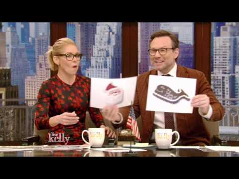 Kelly Ripa Responds to the Fudgie/Cookie Puss Conspiracy
