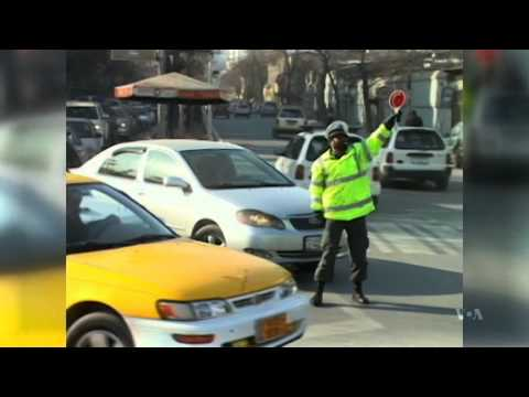 Kabul Traffic Cop Pays Price For Playing It Straight video