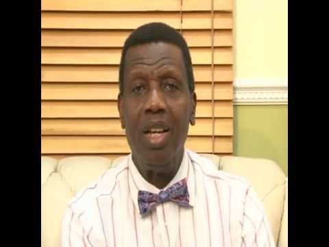 RCCG Convention Invitation Yoruba by Pastor E. A. Adeboye