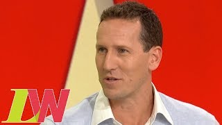 Brendan Cole On Life After Strictly And Struggling To Bond With His Son Loose Women