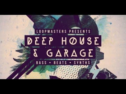 Loopmaster videolike for Samplephonics classic deep house