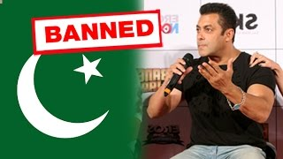 Salman Khan ANGRY As Bajrangi Bhaijaan Was BANNED In Pakistan?