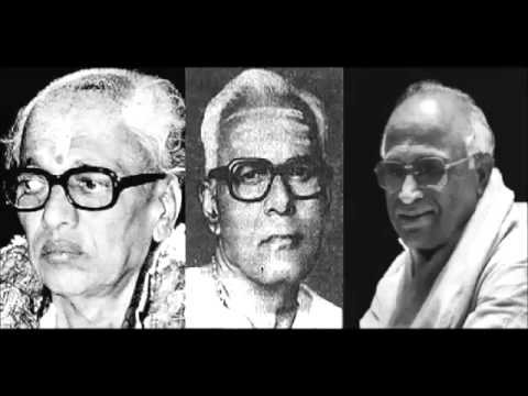M.D Ramanathan-AmbaKamakshi-Bhairavi