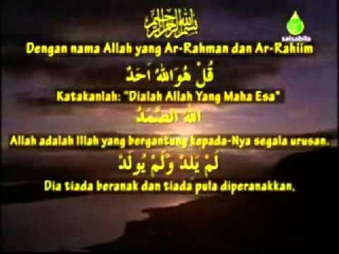 Zikir   Wirid   Doa Lepas Solat Sembahyang