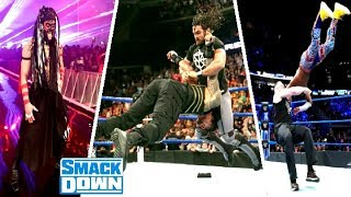 WWE Smackdown Live- October 11th, 2019 Highlights | WWE Smackdown 11/10/2019 Highlights