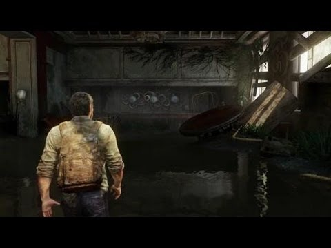 the last of us 15min gameplay