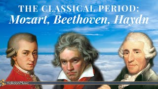 Download Lagu Mozart, Beethoven, Haydn: The Classical Period Gratis STAFABAND