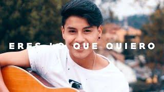 Eres lo que quiero - Marqués (Elian Rivera Cover)