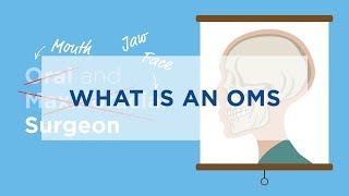 OMSs: Experts in Face, Mouth and Jaw Surgery (:15)