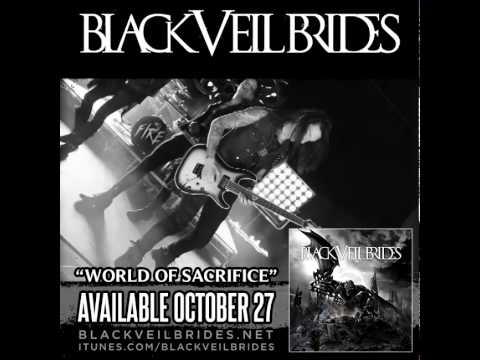 Black Veil Brides World of Sacrifice CLIP