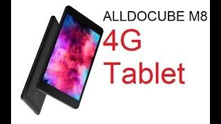 ALLDOCUBE M8 4G Tablet