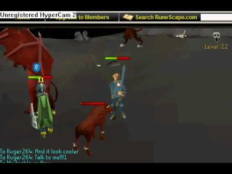 RuneScape:Wilderness volcano guide
