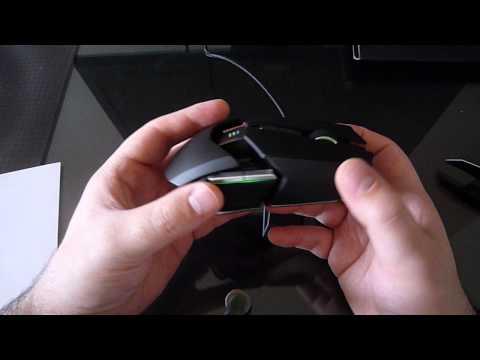 Razer Ouroboros Wireless Gaming Mouse Review