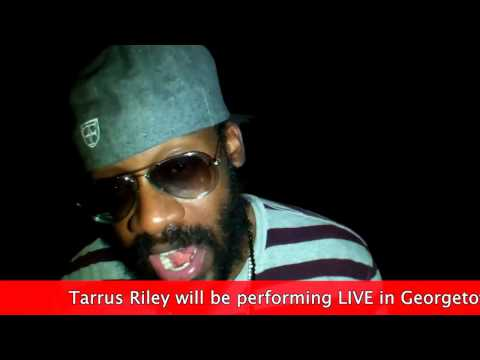 Tarrus Riley Live In Guyana, December 17, 2011 | Reggae, Dancehall, Roots, Culture, Lovers Rock, Rock Steady