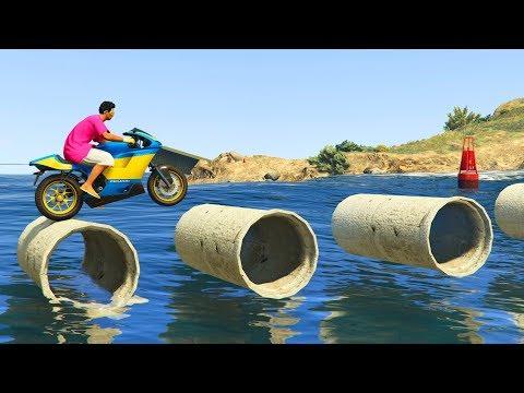 SUPER MEGA ULTRA FINAL EPICO!!! - CARRERA GTA V ONLINE - GTA 5 ONLINE