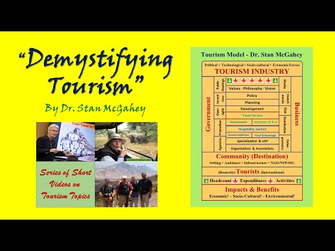 Video #25 Tourism Research (12 narrated slides, 8:28)