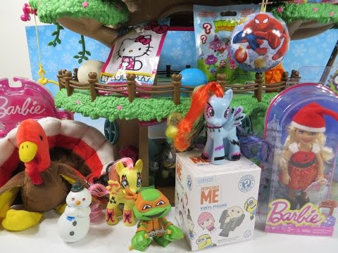 Shopkins Minecraft Lps Mlp My Little Pony Play-doh Blind Bag Unboxing Opening video