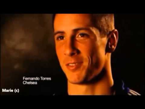 Fernando Torres interview before Europa league Semi Final first leg against Basel 25.04.13