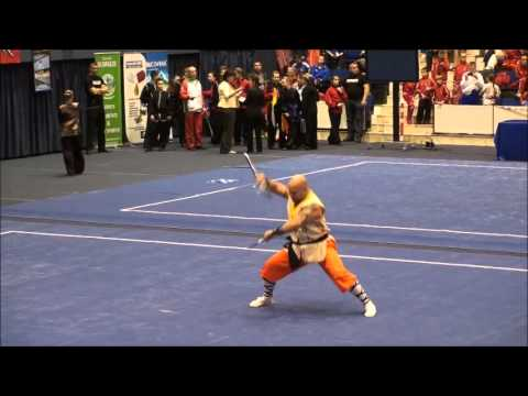 European Traditional Wushu Championships 2013 - Taolu Competition 3