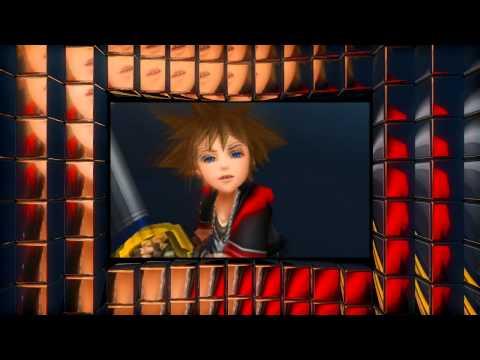 Vídeo do Kingdom Hearts 3D traz oito minutos de novas perguntas