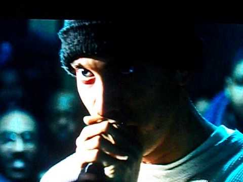 Eminem Vs Lotto Rap Battle (8 Mile) video