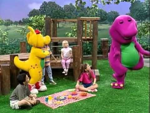 Barney - Shoo Fly Song