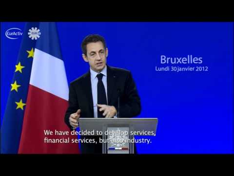 Sarkozy, Cameron bicker over 'industry' and 'services'