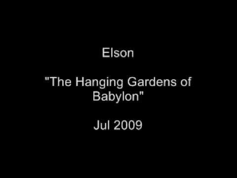 Elson - The Hanging Gardens of Babylon