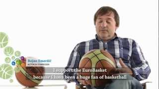 Podporniki EuroBasketa 2013 - 19. november 2012