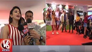 Rakul Preet Singh Promotes Shorts For Nothing In Punjagutta Hyderabad Central Mall