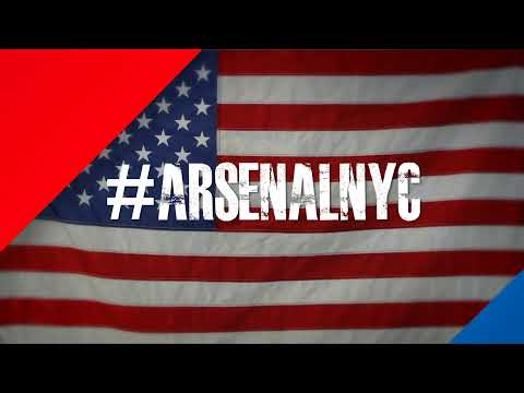 Arsenal are going to New York