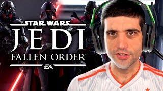 Novo jogo Star Wars Jedi Fallen Order, da EA , será que vai ser bom, dá pra confiar?