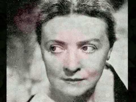 Margaret Ritchie, soprano