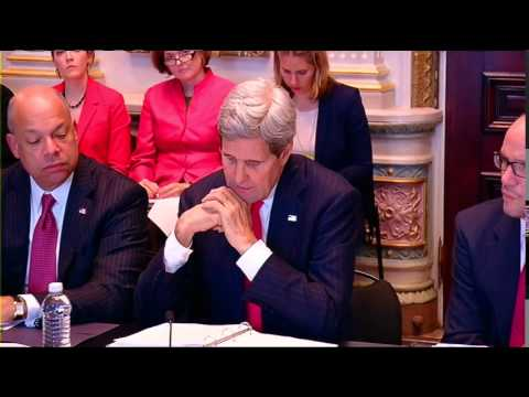 Secretary Kerry Delivers Remarks on Combatting Trafficking in Persons